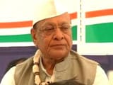 Video : Rebel Shankarsinh Vaghela's Birthday Plans Keep Congress On Edge
