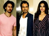 Video : Tiger Shroff And Nawazuddin Siddiqui At  A Special Screening Of <i>Munna Michael</i>