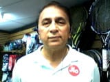 Video : Mithali <i>Ki Team Raj Karegi</i>: Sunil Gavaskar