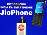 Video : Jio Phone Is Free With Refundable Deposit Of Rs. 1,500 (For 3 Years)