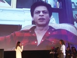 Video : Anushka Sharma & SRK Entertain The Media At Jab Harry Met Sejal Trailer Launch