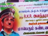 Video : Kiran Bedi Is 'Hitler' In Posters Used In Congress Protests In Puducherry