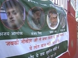 Video : Posters in Patna Take On Nitish Kumar By Proxy, Allege BJP Conspiracy