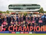 England Edge Past India To Claim Their Fourth World Cup Title