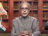 Video : 'Soul Of India In Pluralism, Tolerance,' Says President In Farewell Address