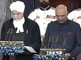 Video : देश के 14वें राष्ट्रपति के रूप में रामनाथ कोविंद ने ली शपथ