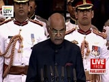 Video : President Ram Nath Kovind Says Unity Is The Way Forward