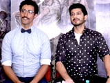 Video : Kunal Kapoor & Mohit Marwah Talk About <i>Raag Desh</i>