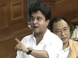 Video : Will Resign If BJP Can Prove 'Anti-Dalit' Charge: Jyotiraditya Scindia