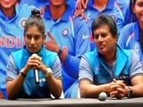 Video : Can Proudly Say That I Led The Team Well: Mithali Raj