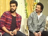 Video : Arjun Kapoor On Why He Signed Mubarakan