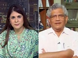 Video : What Next For Sitaram Yechury
