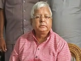 Video : Lalu Yadav Questioned For 7 Hours By CBI In Hotels-For-Land Scam