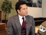 Video : In Conversation With Sachin Tendulkar As He Talks About Cars And More