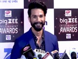 Video : Shahid Kapoor On His Role In Sanjay Bhansali's Padmavati