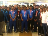 Video : Hearing Impaired Athletes Upset With Apathy, Refuse To Leave Airport