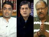 Video: Political Storm Over Raids On Karnataka Minister