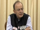 Video: Disinvestment Target Of Rs 72,500 Crore For FY18 is 'Stiff': Jaitley