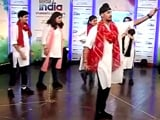 Video: Make India Dengue Free, Advise Students In A Skit Performance