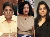 Video : Tale Of 2 Officers: Special Show With Kiran Bedi And DIG D Roopa