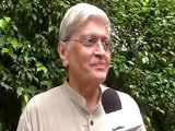 Video : एनडीए के प्रत्याशी बहुत अनुभवी हैं : गोपाल कृष्ण गांधी