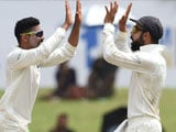 Video : 2nd Test: Jadeja Stars In India's Series Win
