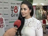 Video : Gul Panag Lends Her Support To Organ Donation Campaign