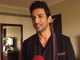 Video : Sushant Singh Rajput Describes NASA Experience