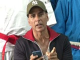 Video : Akshay Kumar Highlights The Chandigarh 'Stalking' Case