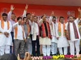 Video : 6 Tripura Lawmakers Sacked By Mamata Banerjee Join BJP