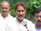 Video : In Chandigarh Stalking, BJP Leader Says Not Pressuring Cops To Help Son