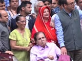 Video : I Want To Thank All Those Who Prayed For Dilip <i>Saab</i>'s Recovery: Saira Banu