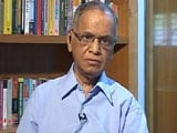 Video : 'Social Media Bedrock Of A Vibrant Democracy': Narayana Murthy