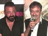 Video : Sanjay Dutt Has Been An Important Part Of My Life: Rajkumar Hirani