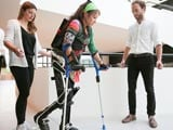 Video : This Swiss Robotic Device Can Help People With Disabilities Walk Again