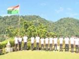 Video: टीम इंडिया ने श्रीलंका में मनाया स्वतंत्रता दिवस