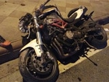 Video : 24-Year-Old Racing Superbike In Delhi Dies, Accident Caught On Camera