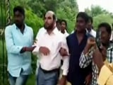 Video : Telangana Principal Faces Mob Attack For Unfurling Flag With Shoes On