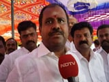 Video : 'Has A Mental Disorder': Stung Tamil Nadu Minister Disses Kamal Haasan