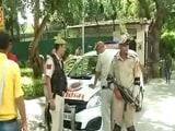 Video : Bomb Threat At Delhi High Court, SWAT Teams, Fire Engines At Spot