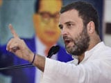 Video : 'Want Sach Bharat,' Says Rahul Gandhi, BJP Hits Back