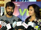 Video : VIP 3 Will Start Next Year, Confirms Dhanush