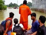 Videos : मोतिहारी में दो परिवारों को NDRF की टीम ने बचाया
