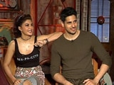 Video : Sidharth Malhotra, Jacqueline Fernandez On The Rapport They Share