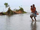 Video: Assam's River Island Residents See Land Sinking As Brahmaputra Swells