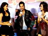 Video : Watch: Varun Dhawan & Judwaa 2 Team At The Trailer Launch