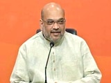 Video : Triple Talaq Verdict A Resolute Step Towards A New India: Amit Shah
