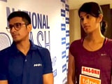 Video: Saurav Ghosal, Joshna Chinappa Want Squash To Be Part Of Olympics