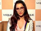 Video : Saina Nehwal Is One Of India's Youth Icons: Shraddha Kapoor