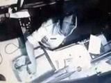Video : Caught On Camera: Uttar Pradesh Cops Looting Cash At Toll Plaza